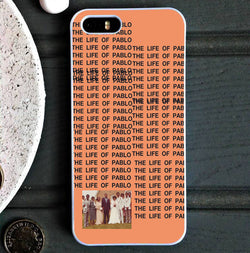 Kanye West The Life Of Pablo - iPhone 6/6S Case, iPhone 5/5S Case, iPhone 5C Case plus Samsung Galaxy S4 S5 S6 Edge Cases