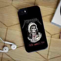 Kanye West Yeezus - iPhone 6S, iPhone 5 5S 5C, iPhone 6 Case, plus Samsung Galaxy S4 S5 S6 Edge Cases