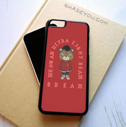Kanye West Yeezy Bear - iPhone 6/6S Case, iPhone 6/6S Plus Case, iPhone 5/5S SE Case plus Samsung Galaxy S5 S6 S7 Edge Cases