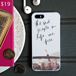 Karlie Kloss and Taylor Swift New Romantics Lyrics - iPhone 6/6S Case, iPhone 5/5S Case, iPhone 5C Case plus Samsung Galaxy S4 S5 S6 Edge Cases