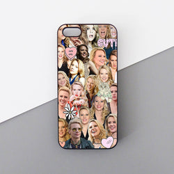 Kate McKinnon Collage iphone cases