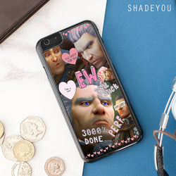 Khadgar Collage iphone cases