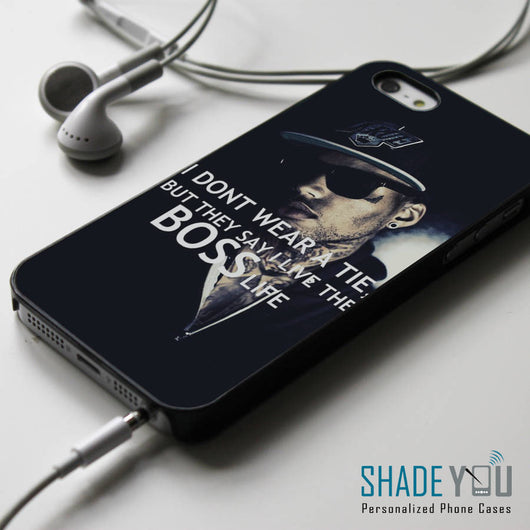 Kid Ink Quotes - iPhone 4/4S, iPhone 5/5S/5C, iPhone 6 Case, Samsung Galaxy S4/S5 Cases