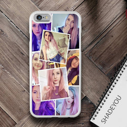 LDShadowLady Collage - Youtubers iPhone 7 Case, iPhone 6/6S Plus, 5 5S SE, 7S Plus, Samsung Galaxy S5 S6 S7 Edge Cases