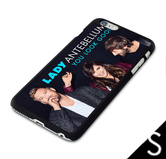 Lady Antebellum You Look Good iphone cases
