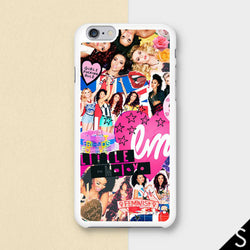Little Mix Collage iphone cases