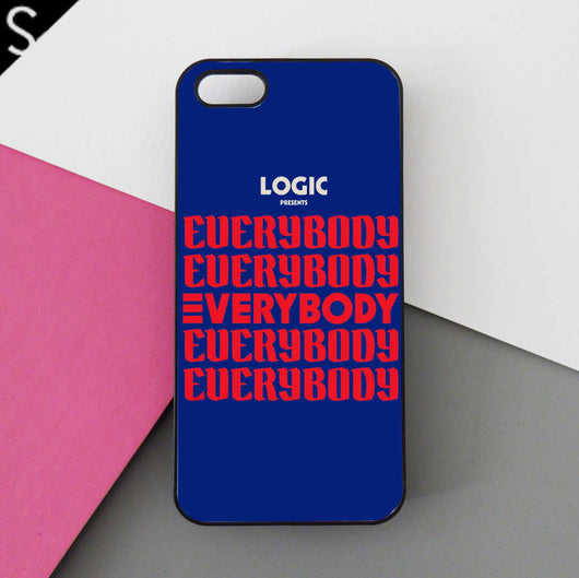 Logic Everybody Lyrics iphone cases