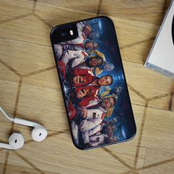 Logic the Incredible True Story - iPhone 6/6S Case, iPhone 5/5S Case, iPhone 5C Case plus Samsung Galaxy S4 S5 S6 Edge Cases