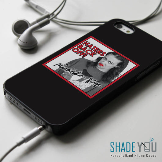 Miranda Sings Black - iPhone 4/4S, iPhone 5/5S/5C, iPhone 6 Case, Samsung Galaxy S4/S5 Cases