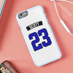 Nathan Scott 23 Jersey iphone case