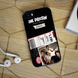 One Direction Yearbook - iPhone 6 Case, iPhone 5S Case, iPhone 5C Case, plus Samsung Galaxy S4 S5 S6 Edge Cases