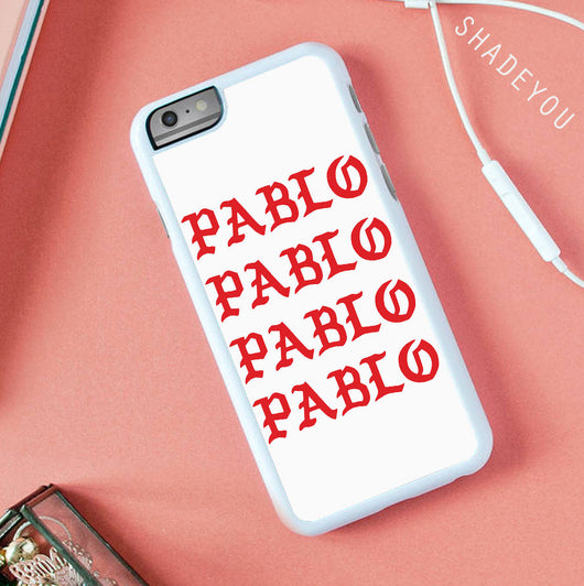 Pablo iphone case