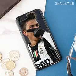 Paulo Dybala Mask Celebration iphone cases