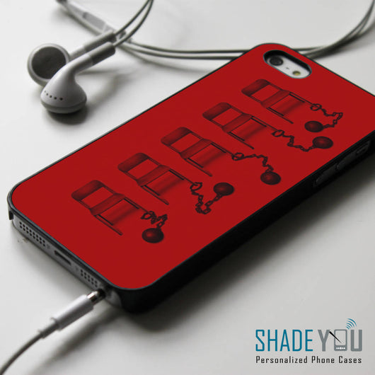 Persona 5 Chairs - iPhone 4/4S, iPhone 5/5S/5C, iPhone 6 Case, Samsung Galaxy S4/S5 Cases