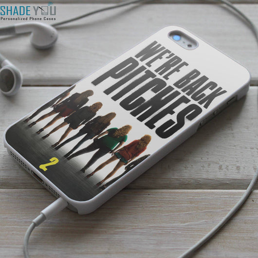 Pitch Perfect 2 - iPhone 4/4S, iPhone 5/5S/5C, iPhone 6 Case, Samsung Galaxy S4/S5 Cases