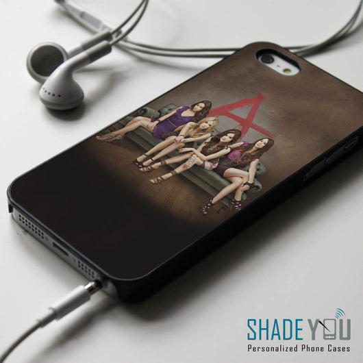 Pretty Little Liars - iPhone 4/4S, iPhone 5/5S/5C, iPhone 6 Case, Samsung Galaxy S4/S5 Cases
