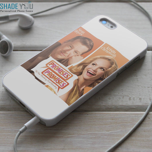 Promises, Promises - Broadway Musical iPhone 4/4S, iPhone 5/5S/5C, iPhone 6 Case, Samsung Galaxy S4/S5/S6 Edge Cases
