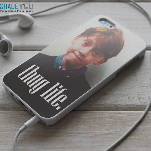 Ron Weasley Thug Life - iPhone 4/4S, iPhone 5/5S/5C, iPhone 6 Case, Samsung Galaxy S4/S5 Cases
