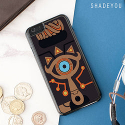 Sheikah Slate iphone cases