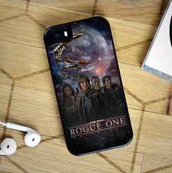 Star Wars Rogue One - iPhone 7 Case, iPhone 6/6S Plus, iPhone 5 5S SE, Nexus, HTC M9, LG G5, Samsung Galaxy S5 S6 S7 Edge Cases