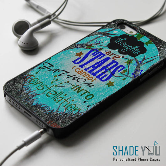 The Fault in Our Stars TFIOS Quotes 3 - iPhone 4/4S, iPhone 5/5S/5C, iPhone 6 Case, Samsung Galaxy S4/S5 Case