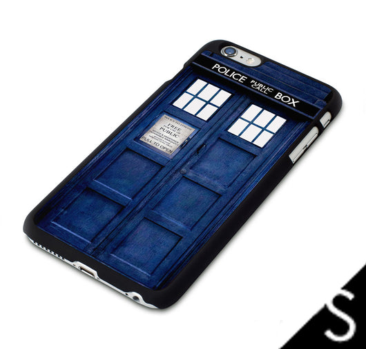 Tardis - Personalized Cover for iPhone Google Pixel HTC LG Samsung Galaxy Cases