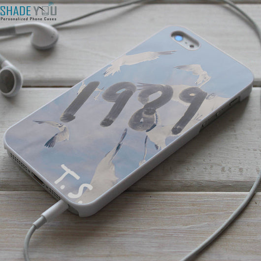 Taylor Swift 1989 Seagulls - iPhone 4/4S, iPhone 5/5S/5C, iPhone 6 Case, Samsung Galaxy S4/S5 Cases
