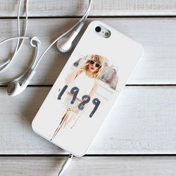 Taylor Swift 1989 - iPhone 6S, iPhone 5 5S 5C, iPhone 6 Case, plus Samsung Galaxy S4 S5 S6 Edge Cases