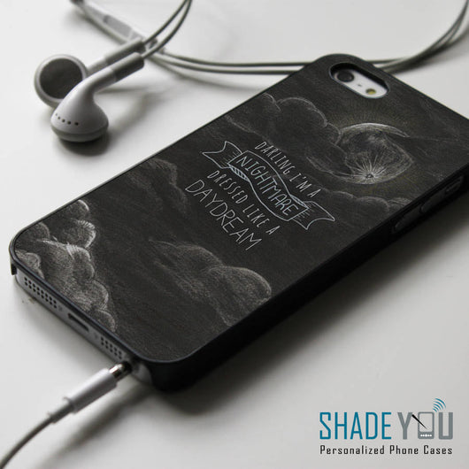 Taylor Swift Blank Space Lyrics - iPhone 4/4S, iPhone 5/5S/5C, iPhone 6 Case, Samsung Galaxy S4/S5 Cases