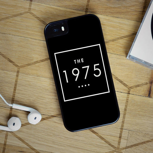 The 1975 - iPhone 4, iPhone 5 5S 5C, iPhone 6 Case, plus Samsung Galaxy S4 S5 S6 Edge Cases