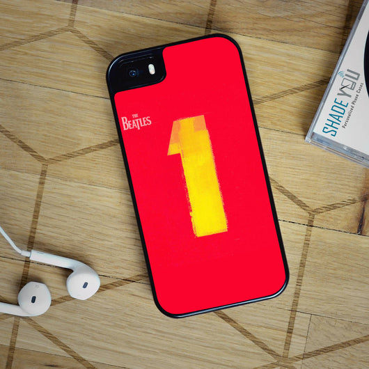 The Beatles 1 - iPhone 4/4S, iPhone 5/5S/5C, iPhone 6 Case, Samsung Galaxy S4/S5/S6 Edge Cases