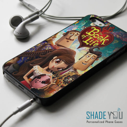 The Book of Life - iPhone 4/4S, iPhone 5/5S/5C, iPhone 6 Case, Samsung Galaxy S4/S5 Cases