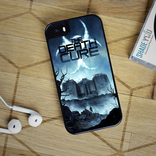 The Death Cure - The Maze Runner iPhone 4/4S, iPhone 5/5S/5C, iPhone 6 Case, Samsung Galaxy S4/S5/S6 Edge Cases