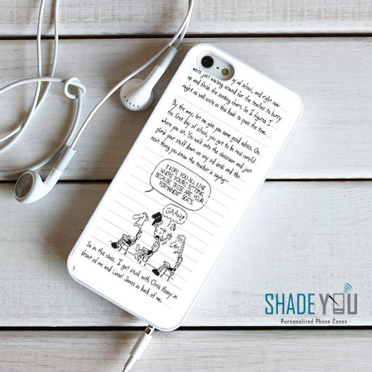 The Diary of a Wimpy Kid - iPhone 4/4S, iPhone 5/5S/5C, iPhone 6 Case, Samsung Galaxy S4/S5/S6 Edge Cases