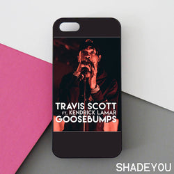 Travis Scott Goosebumps phone cases