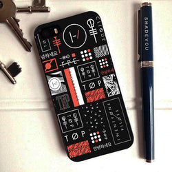 Twenty One Pilots Blurryface Collage - iPhone 6/6S Case, iPhone 5/5S Case, iPhone 5C Case plus Samsung Galaxy S4 S5 S6 Edge Cases