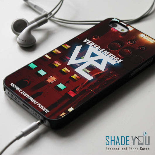 VersaEmerge Another Atmosphere Preview - Control Board iPhone 4/4S, iPhone 5/5S/5C, iPhone 6 Case, Samsung Galaxy S4/S5 Cases