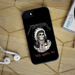 Kanye West Yeezus - iPhone 4/4S, iPhone 5/5S/5C, iPhone 6 Case, Samsung Galaxy S4/S5/S6 Edge Cases