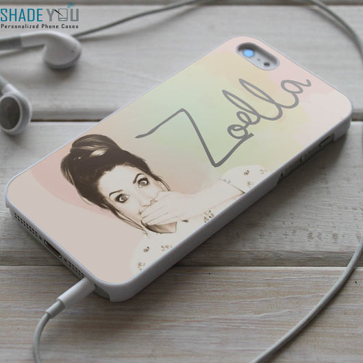 Zoella Zoe Sugg The Youtubers - iPhone 4/4S, iPhone 5/5S/5C, iPhone 6 Case, Samsung Galaxy S4/S5 Cases