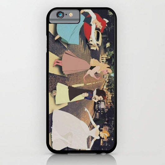 Disney Princess Abbey Road iPhone 6 Case
