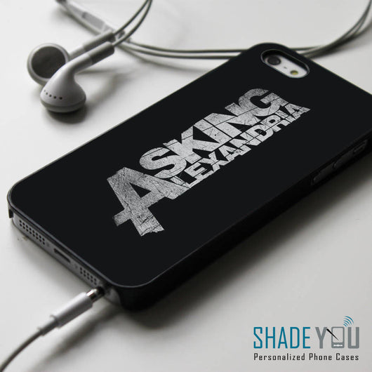 Asking Alexandria Band - iPhone 4/4S, iPhone 5/5S/5C, iPhone 6 Case, Samsung Galaxy S4/S5 Cases