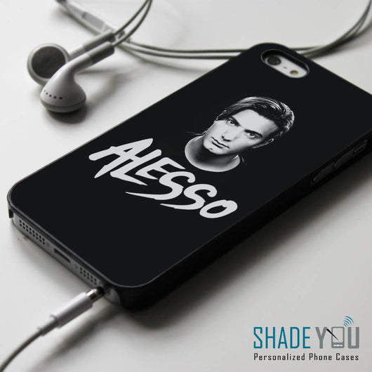 DJ Alesso iPhone 4/4S, iPhone 5/5S/5C, iPhone 6 Case, Samsung Galaxy S4/S5 Cases