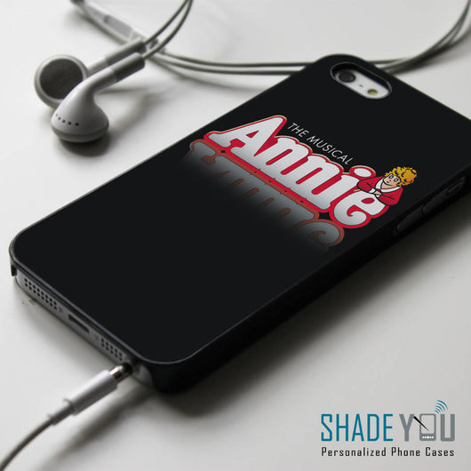 Annie Broadway Musical - iPhone 4/4S, iPhone 5/5S, iPhone 5C Case, Samsung Galaxy S4/S5 Cases