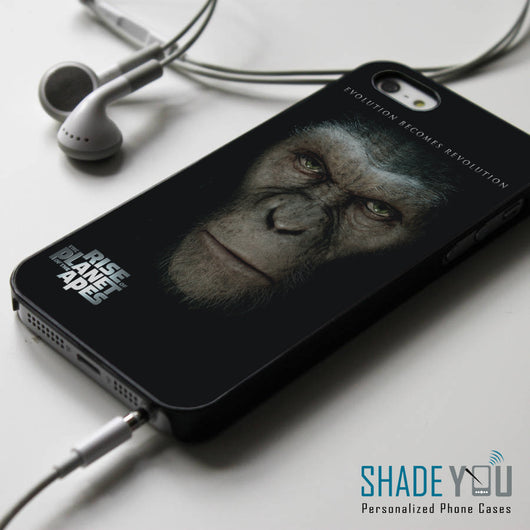Rise of the Planet of the Apes iPhone 4/4S, iPhone 5/5S/5C, iPhone 6 Case, Samsung Galaxy S4/S5 Cases