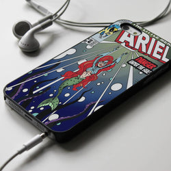 Ariel Superhero iPhone 4/4S, iPhone 5/5S, iPhone 5C Case, Samsung Galaxy S4/S5 Cases