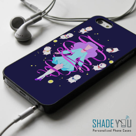 Bee and PuppyCat 2 - iPhone 4/4S, iPhone 5/5S/5C, iPhone 6 Case, Samsung Galaxy S4/S5 Cases