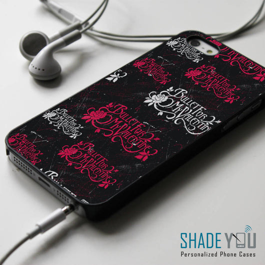 Bullet for My Valentine iPhone 4/4S, iPhone 5/5S/5C, iPhone 6 Case, Samsung Galaxy S4/S5 Cases