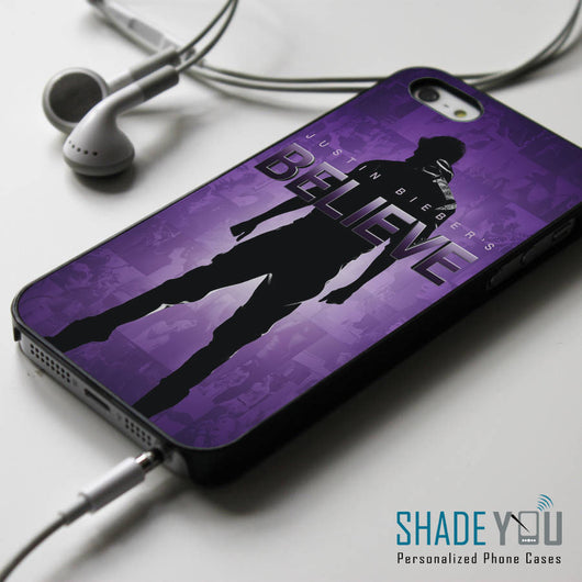 Justin Bieber Believe iPhone 4/4S, iPhone 5/5S/5C, iPhone 6 Case, Samsung Galaxy S4/S5 Cases