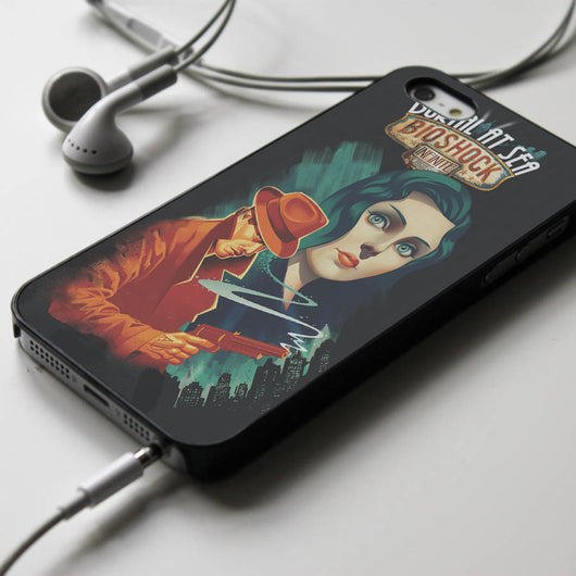 Burial at Sea - Bioshock Infinite iPhone 4/4S, iPhone 5/5S/5C, iPhone 6 Case, Samsung Galaxy S4/S5 Cases