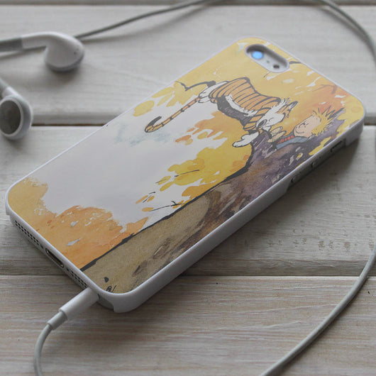 Calvin and Hobbes - iPhone 4/4S, iPhone 5/5S/5C, iPhone 6 Case, Samsung Galaxy S4/S5 Cases